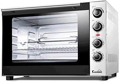 HORNO COMELEC HO6010ICRL 2000W 60L INOX RUSTEPOLLO: Amazon.es: Grandes electrodomésticos