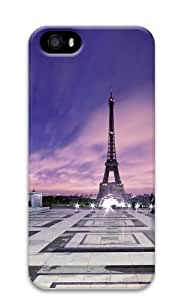 eiffel square PC Case Cover for iPhone 5 and iPhone 5s 3D by Maris's Diary