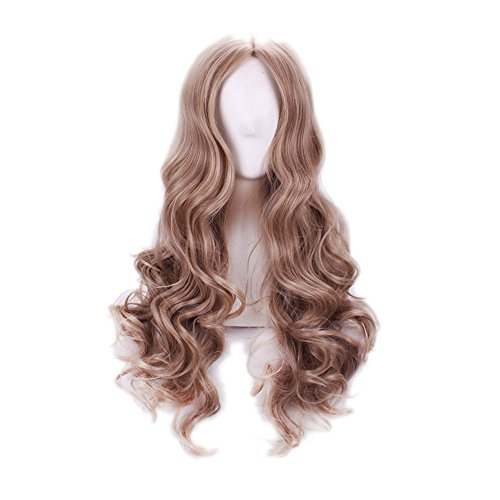 TINYUNICORN Cosplay Rebellion Anya Alstreim 2 Ponytails 35cm Japanese Kanekalon Wigs (Madeline Costume For Adults)