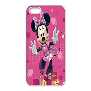 BYEB Minnie Case Cover For iPhone 5S Case