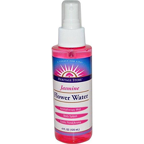 Flower Water, Jasmine Atom 4 oz 4 Ounces