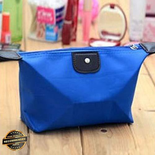Gatton Travel Cosmetic Bag Zipper Makeup Case Handbag Organizer Storage Pouch Purse | Style TRVIHR-11292174