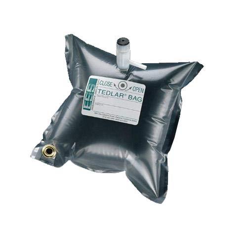 Environmental Sampling Suppyly 0707-7000-GD Tedlar T.O. Plus Air/Gas Sampling Bag by Environmental Sampling Supply