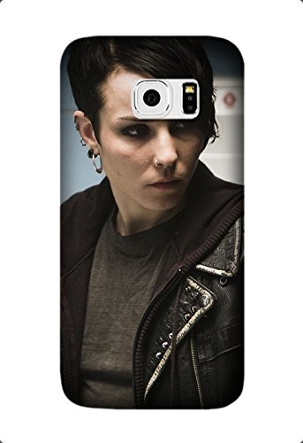 Samsung Galaxy S6 Edge Hard back Cover special The Girl With The Dragon Tattoo Movie Protective Case Design By [Susan Williams]