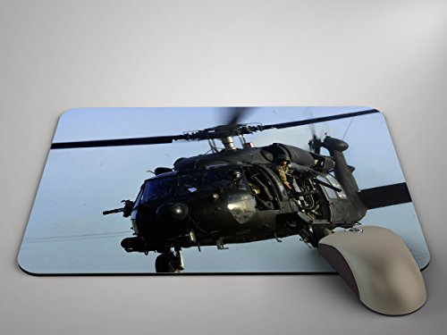 Army UH-60 Black Hawk Helicopter Mouse Pad for sale  Delivered anywhere in USA