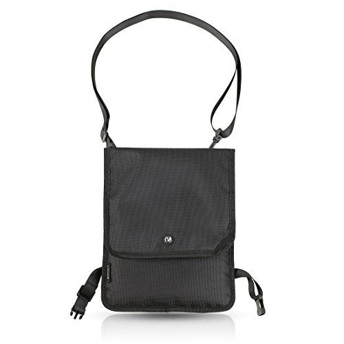 (e-Holster Tablet Carrying Case with Shoulder Strap and Leg Strap fits Apple iPad)
