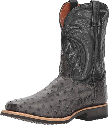 - Dan Post Boots Men's PHILSGOOD Western Boot, Grey, 10 M US