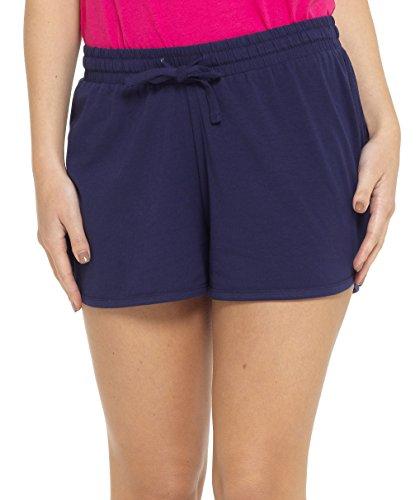 con pantaloncini Navy da percentuale di cotone Franks blue elevata donna Tom qPWOczIwY5