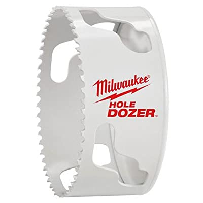 Milwaukee 49-56-0217 4-1/8-Inch Ice Hardened Hole Saw