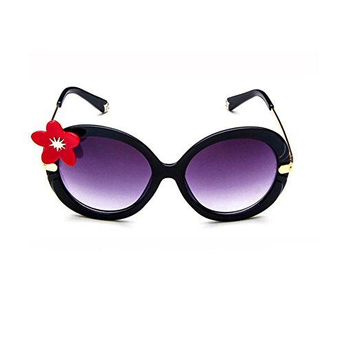 Mode HONEY La Soleil Couleur Fleurs UV De Lunettes Féminine Beach A De Holiday Personnalité Protection B La De qErvEY