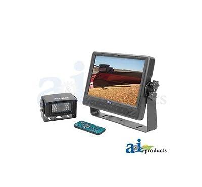 "CTB9M1C CabCAM 9"" Monitor 1 Camera Kit Fits Several"