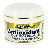 Mason Natural Antioxidant Beauty Cream with Vitamin C, E and Green Tea - 2 oz - 2 set