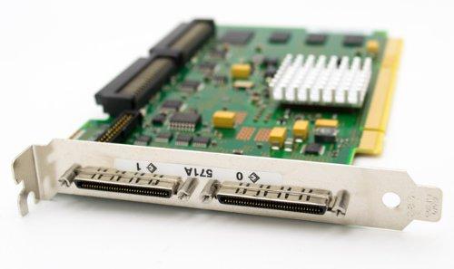 IBM Dual Ultra 320 SCSI DDR PCI-x Adapter P/N:44V5591