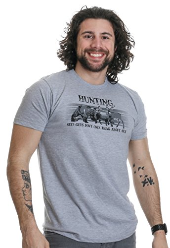 Hunting Think about Hunter T shirt product image