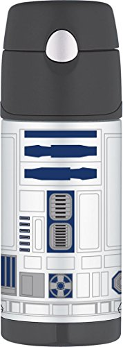 Thermos Funtainer 12 Ounce Bottle, R2D2 -