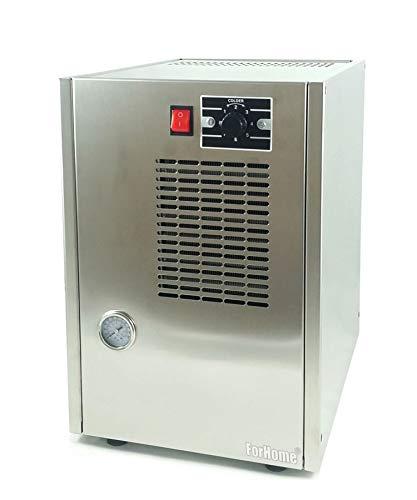 Purificador de ósmosis inversa forhome producción directa 110lt/H. 180 GDP armario Agua lisa
