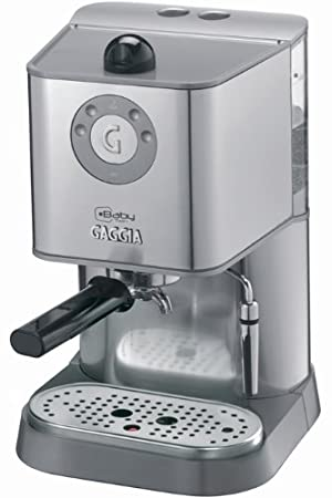 gaggia baby twin ri8159 40 coffee maker amazon co uk kitchen home rh amazon co uk Gaggia Baby Twin Espresso Machine gaggia baby twin instruction manual