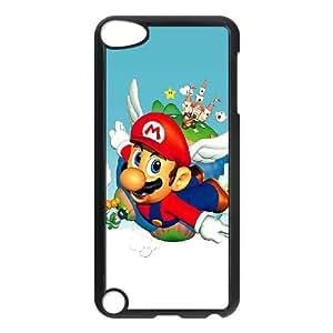 iPod Touch 5 Case Black Super Mario Bros Z6G4IM