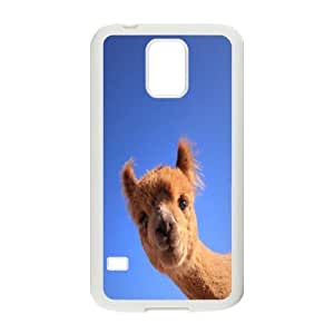 Adorable alpaca Unique Design Case for SamSung Galaxy S5 I9600, New Fashion Adorable alpaca Case