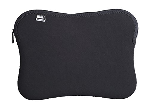 "BUILT NY Neoprene Laptop/Tablet Sleeve, 13"", Black"