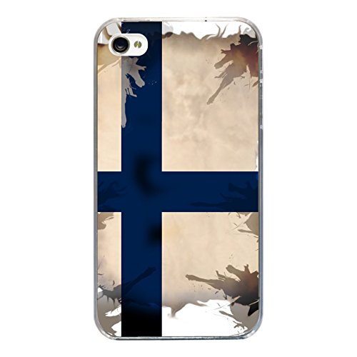 "Disagu Design Case Coque pour Apple iPhone 4s Housse etui coque pochette ""Finnland"""