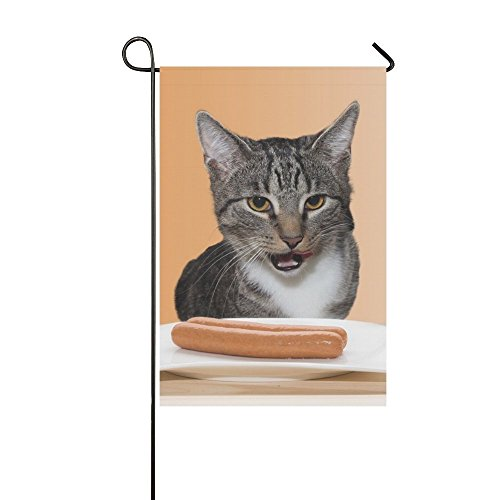 Home Decorative Outdoor Double Sided Cat Domestic Cat Sausag