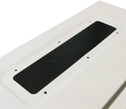 Bo/îte de Distribution /électrique en m/étal IP65 pour Montage Mural 600x600x200mm BeMatik