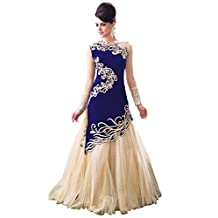 Royal Ethnic Indian Designer Wedding And Party Wear Anarkali Dress Salwar Kameez