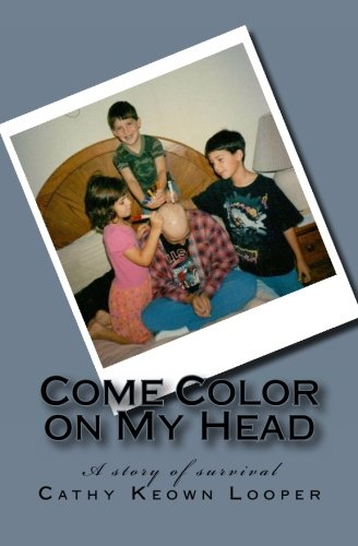 Book: Come Color on My Head by Cathy Keown Looper