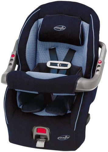 Amazon.com : Evenflo Tribute Convertible Car Seat - Watertown ...
