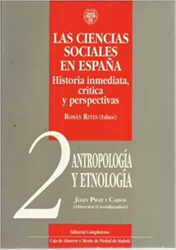CIENCIAS SOCIALES ESPAÑA II /COMPLUTENSE: JOAN PLAN: 9788474914153: Amazon.com: Books