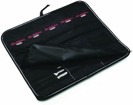 Estuche de cuchillos semirrígida, modelo profesional: G667/11, número de herramientas de nailon 11. extra-fuerte, cierre con asa de velcro. Lavable. transport. Dimensiones plana: 452 milímetros. El 520 x 520 mm.: Amazon.es: Hogar