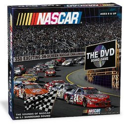NASCAR DVD Game by Specialty Board Games