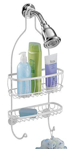 mDesign Bathroom Shower Shampoo Conditioner product image