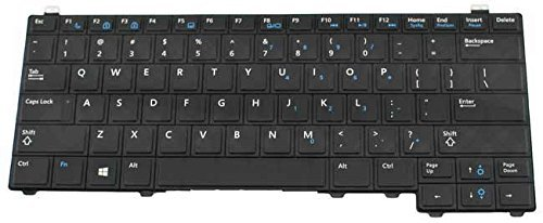 Miss parts Replacement for Dell Latitude E5440 US Laptop Keyboard Y4H14 0Y4H14 OY4H14 PK130WQA00 NO Pointer NO Backlit