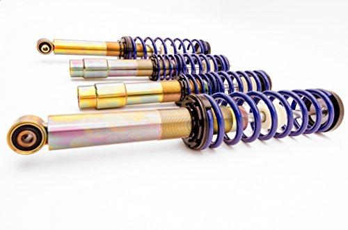 Solo Werks S1BW101 - S1 Coilover Suspension System BMW 5 Series E39 '97-'03 Sedan (Non M) ()