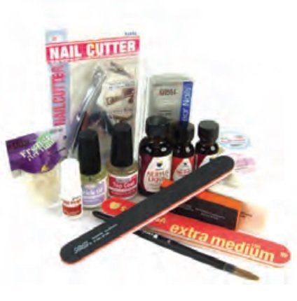 Sassi Professional Acrylic Nail Kit