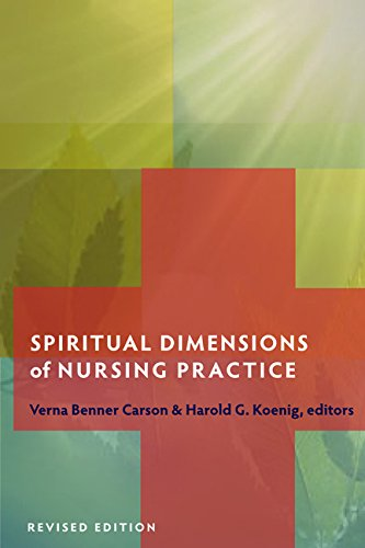 Spiritual Dimensions of Nursing Practice (Templeton Science & Religion)