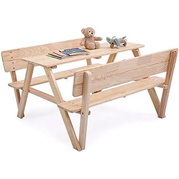 Amazon Com Lifetime 280094 Kid S Picnic Table Lifetime