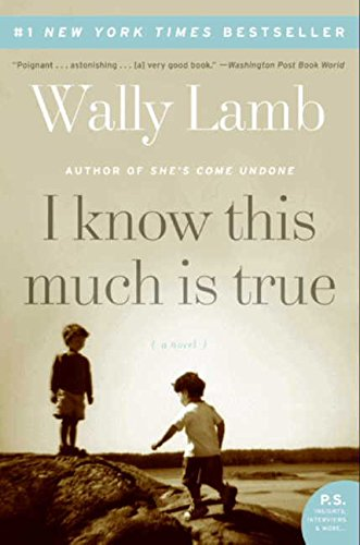 I Know This Much Is True: A Novel - Know You I Like