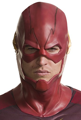 Rubie's Men's The Flash Overhead Mask, As Shown, One Size