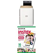 Fujifilm Instax Share Smartphone Printer SP2 (Gold) with Film