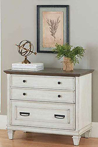 Martin Furniture Lateral File, White