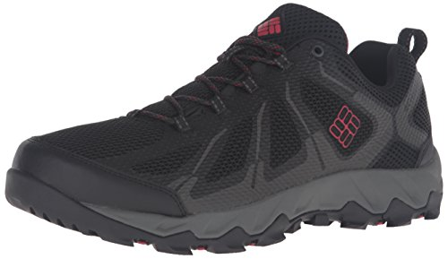 Columbia Men's Men's Peakfreak XCRSN II Xcel Low Boot, Black, Rocket, 11.5 Regular US (Rocket Boot 2)