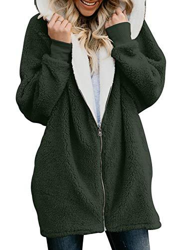 Camisas Mujer Sin Mangas Floral Para Con Túnica Fiyote Verde Botones O8SZUxqdOw
