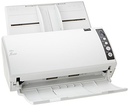 Fujitsu fi-6110 Document Scanner White PA03607-B065