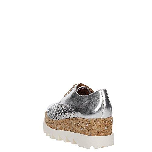 Cult CLE102924 Zapato de Vestir Mujer plateado