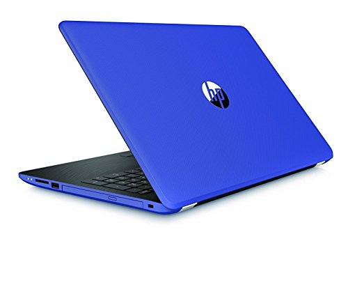 2017 HP Business Flagship High Performance 15.6'' Laptop PC AMD A12-9700P APU Quad-Core Processor 8GB DDR4 Memory 1TB HDD DVD-RW AMD Radeon R7 Graphics Bluetooth Webcam Window 10-Blue by HP