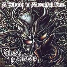 Dwell Records Presents 17 tracks in Tribute To Mercyful Fate: FEATURING Equinox, Soilwork, Deceased, Memory Garden, Acheron, Morta Skuld, Burning Inside, Dan Swano, Hemisfear, Vital Remains, Varathron, Mystic Force, Psycho Scream, Eternal Autumn, Doomstone, Necrophagia, T.A.R.