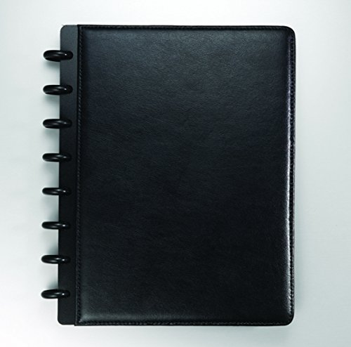 Staples Customizable Leather Notebook System product image